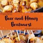 Beer and Honey Bratwurst images for pinterest