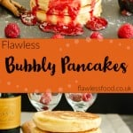 Bubbly Pancakes images for pinterest