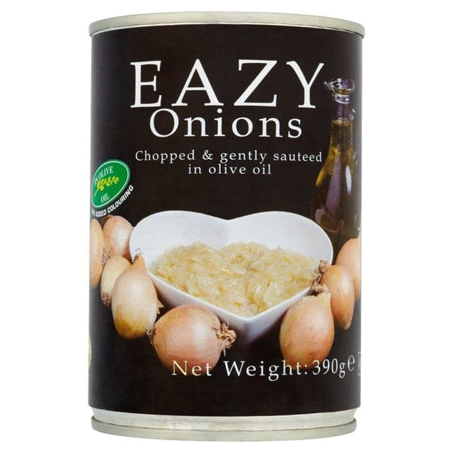 Tin of Eazy Onions
