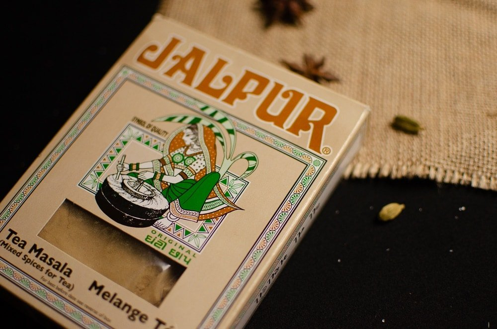 Jalpur indian spiced masala tea