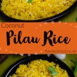 Coconut Pilau Rice images for pinterest