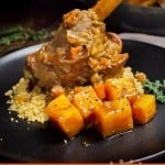 Picture of our Persian Lamb Shanks for pinterest