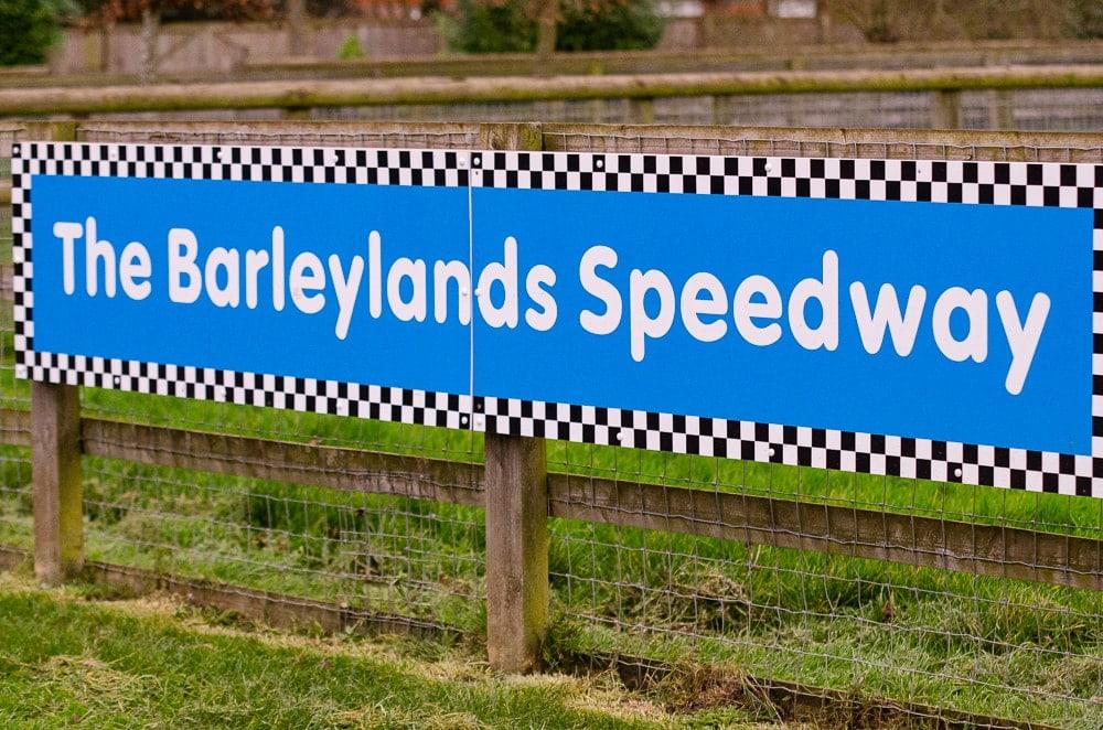 Barleylands speedway