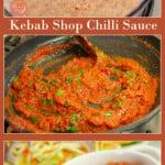 Kebab Shop Chilli Sauce pinterest picture