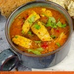 Spicy Fish Soup image for pinterest
