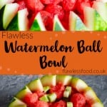 Watermelon Ball Bowl images for pinterest
