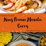 King Prawn Masala Curry images for pinterest