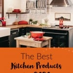 Pinterest picture of The Best Kitchen Products for 2020