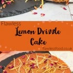 Flawless Lemon Drizzle Cake images for pinterest