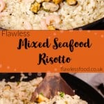 Mixed Seafood Risotto images for pinterest