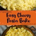 Easy Cheesy Pasta Bake images for pinterest