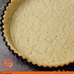 pin image shortcrust pastry for desserts