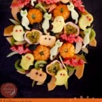 Halloween Fruit Salad image for pinterest