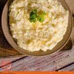 pin image for flawless mashed potatoes