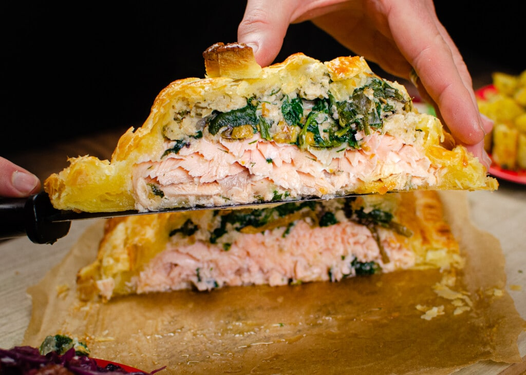 Salmon En Croute Delicious Dinner By Flawless Food